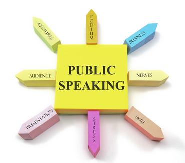 Overcoming public speaking nerves