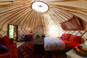 Glamping - what is the tax treatment?