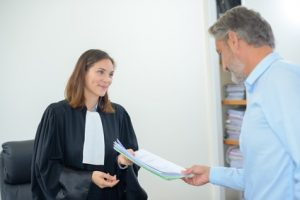 A day in the life of a barrister