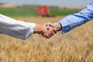 Barter transactions farming