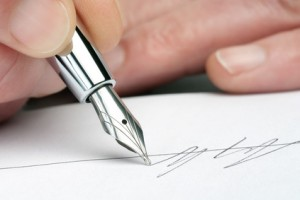 Signing the wrong Will