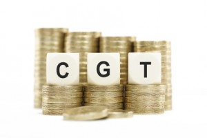 CGT (Capital Gains Tax) on property