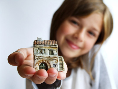 children inheriting French property
