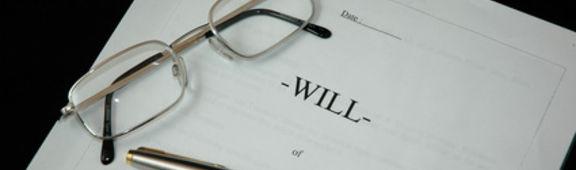 wills litigiation